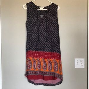 Paisley Dress/Swim Coverup